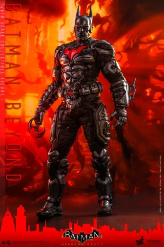 Hot Toys - Arkham Knight - Batman Beyond - 14