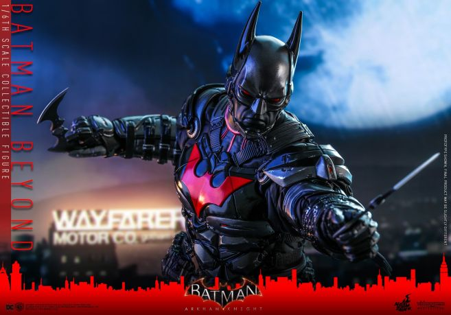Hot Toys - Arkham Knight - Batman Beyond - 18
