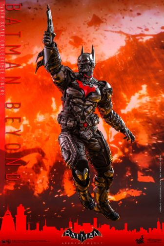 Hot Toys - Arkham Knight - Batman Beyond - 19