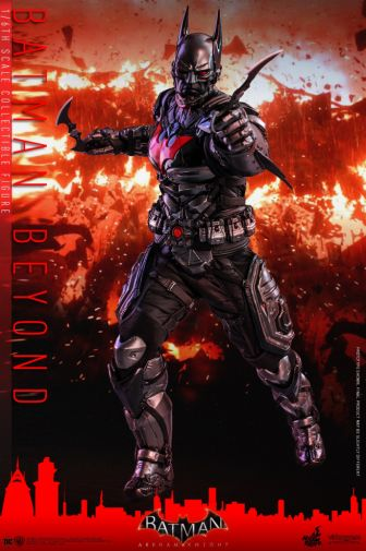 Hot Toys - Arkham Knight - Batman Beyond - 21