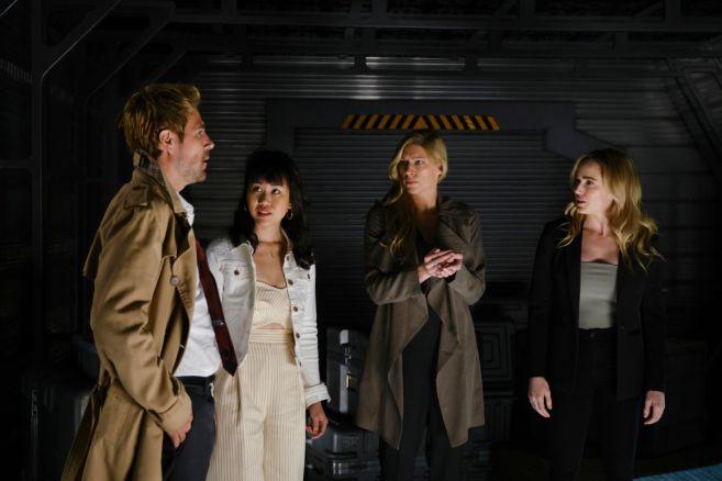 Legends of Tomorrow - Season 5 - Ep 01 - 01