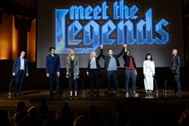 Legends of Tomorrow - Season 5 - Ep 01 - 12