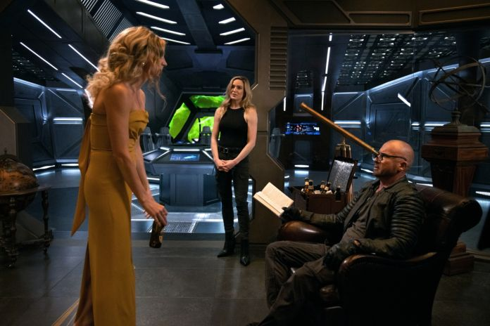 Legends of Tomorrow Season 5, episode 3
