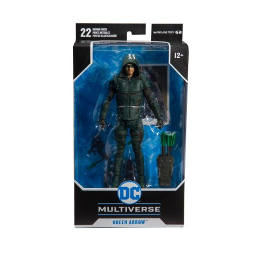 McFarlane Toys - DC Multiverse - Arrow - Arrow Action Figure - 06
