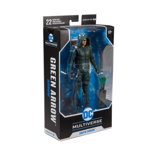 McFarlane Toys - DC Multiverse - Arrow - Arrow Action Figure - 07