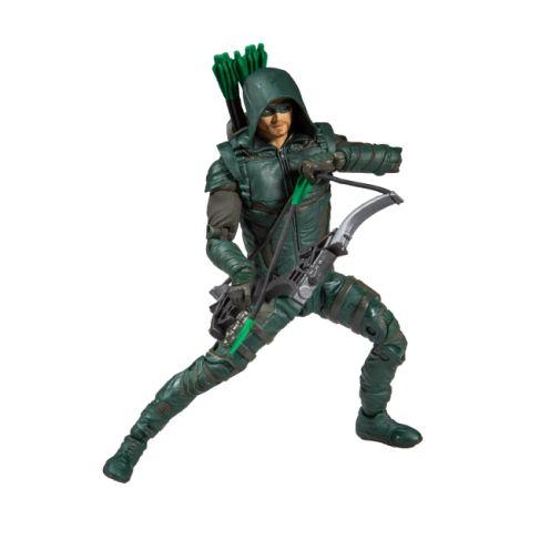 McFarlane Toys - DC Multiverse - Arrow - Arrow Action Figure - 08