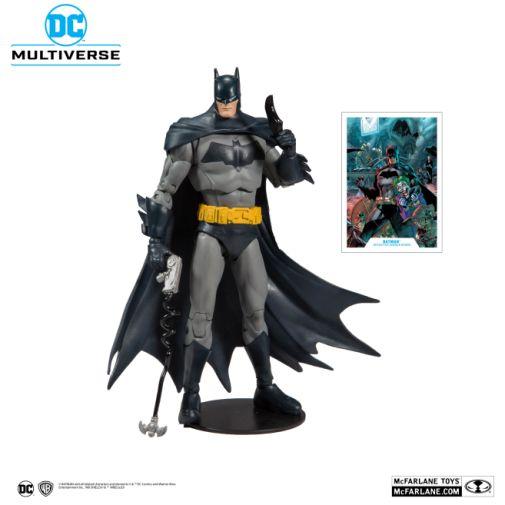 McFarlane Toys - DC Multiverse - Batman - Detective 1000 - Batman Action Figure - 01