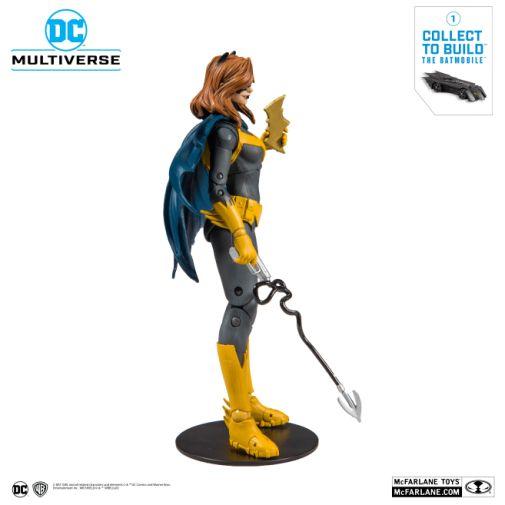 McFarlane Toys - DC Multiverse - Batmobile Build-a-Figure - Batgirl Action Figure - 04