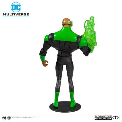 McFarlane Toys - DC Multiverse - Justice League - John Stewart Green Lantern Action Figure - 03