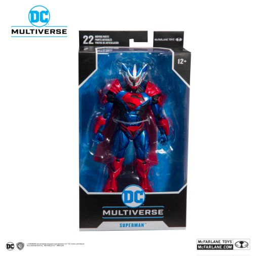 McFarlane Toys - DC Multiverse - Superman - Unchained Armor Action Figure - 06