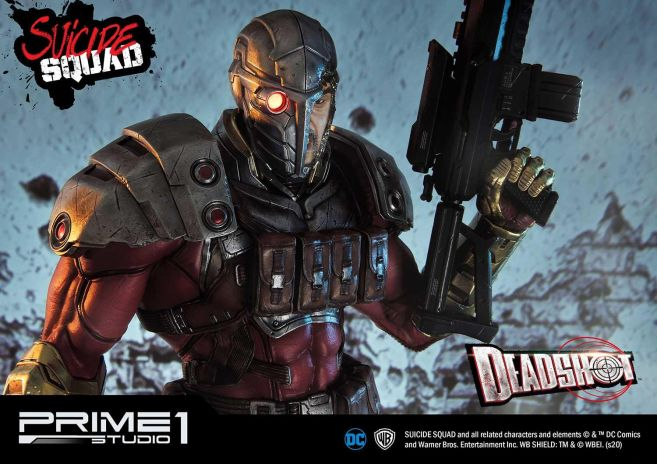 Prime 1 Studio - Batman - Deadshot - 11