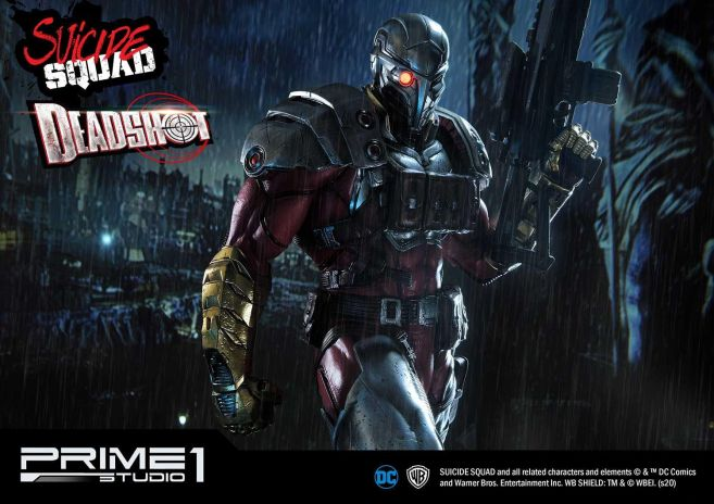 Prime 1 Studio - Batman - Deadshot - 15