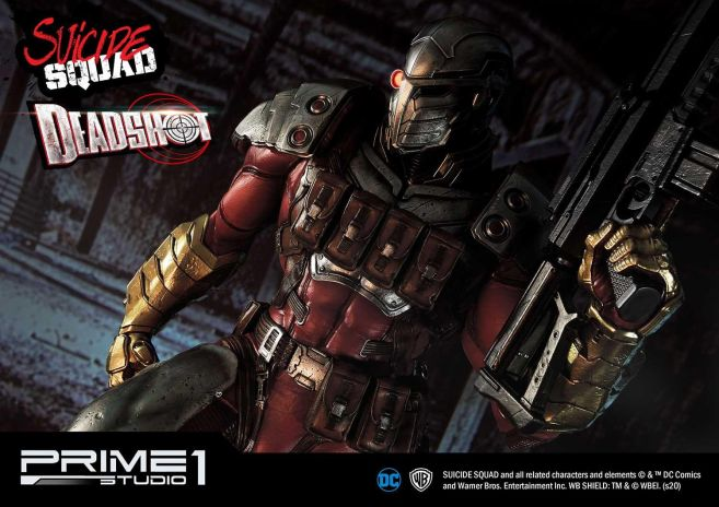 Prime 1 Studio - Batman - Deadshot - 17