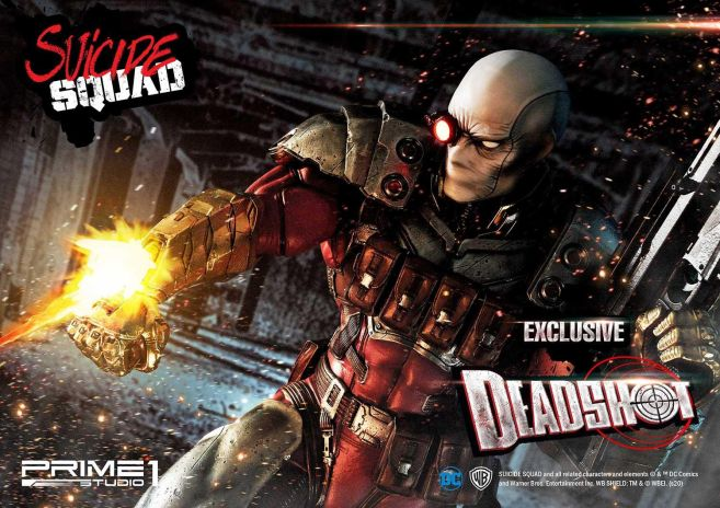 Prime 1 Studio - Batman - Deadshot - 21