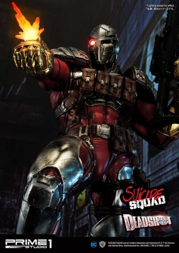 Prime 1 Studio - Batman - Deadshot - 37
