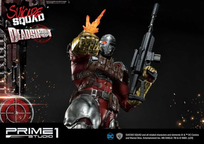 Prime 1 Studio - Batman - Deadshot - 75
