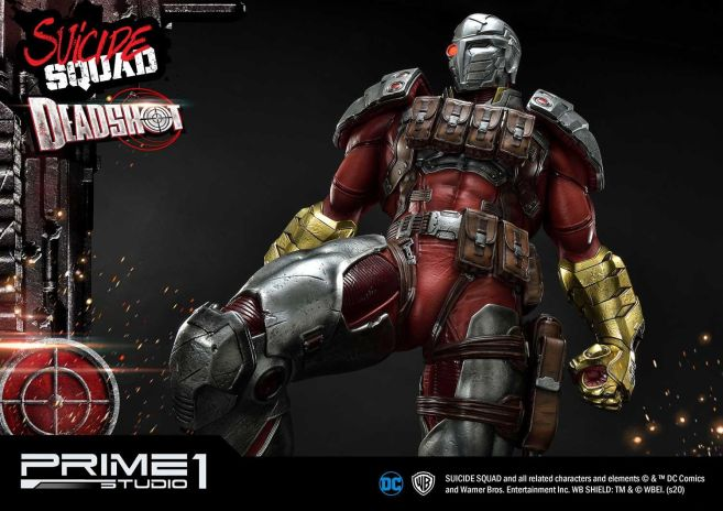 Prime 1 Studio - Batman - Deadshot - 76