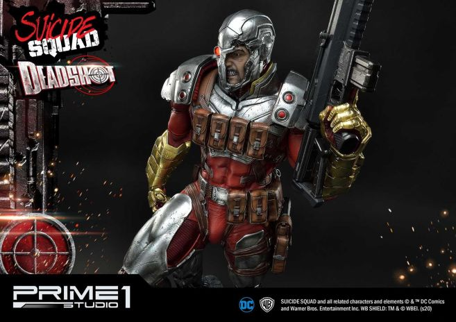 Prime 1 Studio - Batman - Deadshot - 78
