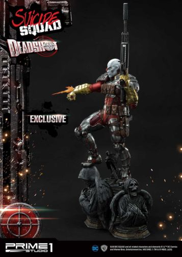Prime 1 Studio - Batman - Deadshot - 90