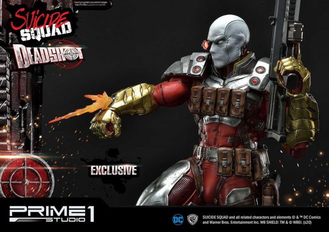 Prime 1 Studio - Batman - Deadshot - 92
