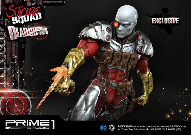 Prime 1 Studio - Batman - Deadshot - 95