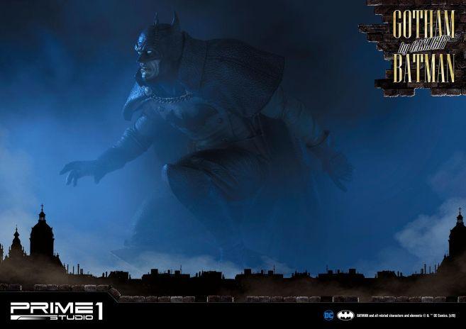 Prime 1 Studio - DC Comics - Gotham by Gaslight - Blue Ver - 04