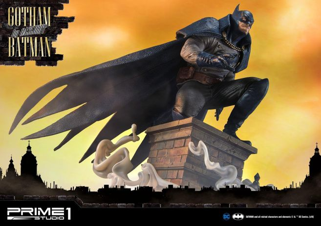 Prime 1 Studio - DC Comics - Gotham by Gaslight - Blue Ver - 08