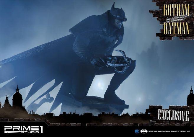 Prime 1 Studio - DC Comics - Gotham by Gaslight - Blue Ver - 09