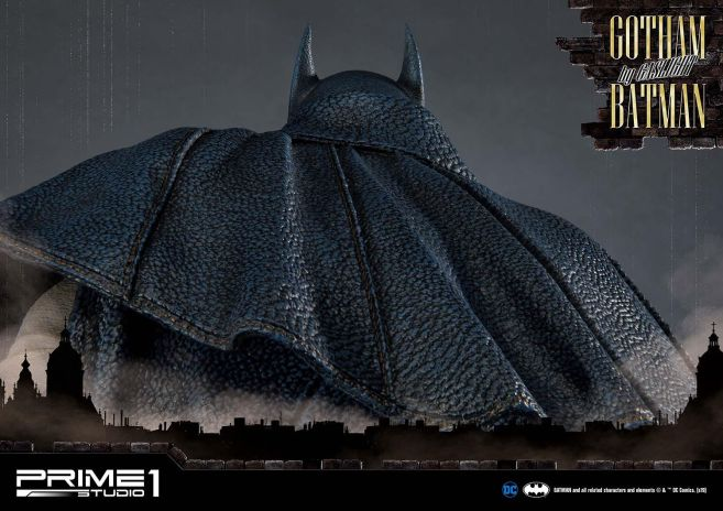 Prime 1 Studio - DC Comics - Gotham by Gaslight - Blue Ver - 39
