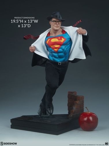 Sideshow - Superman - Call to Action Premium Format Figure - 09