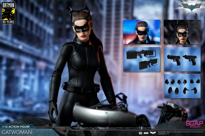 Soap Studio - The Dark Knight - Catwoman - Deluxe Edition - 07