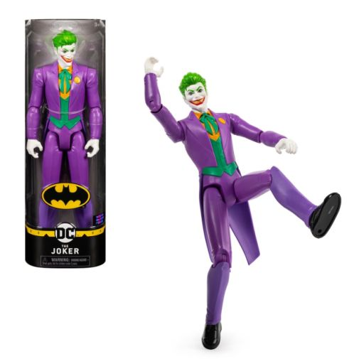 Spin Master - DC - 12-inch - Batman Joker Action Figure - 03
