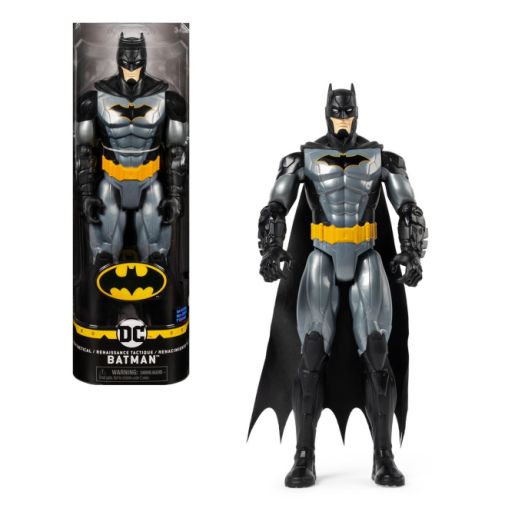 Spin Master - DC - 12-inch - Batman Tactical Suit Action Figure - 01