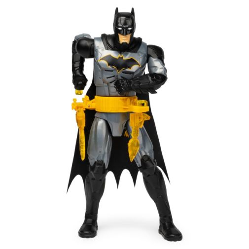 Spin Master - DC - 12-inch - Deluxe Batman Action Figure - 03