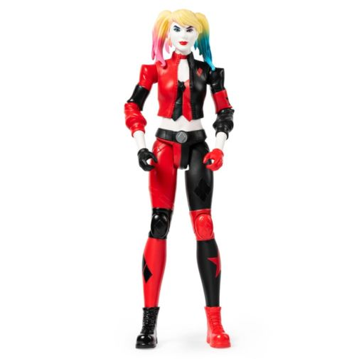 Spin Master - DC - 12-inch - Harley Quinn Action Figure - 02