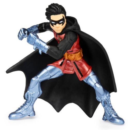 Spin Master - DC - 2-inch - Batman Mini-Figure Random Figure - 11