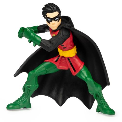 Spin Master - DC - 2-inch - Batman Mini-Figure Random Figure - 21