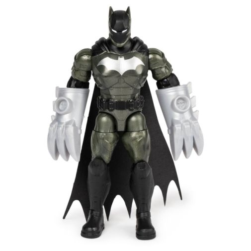 Spin Master - DC - Batman 4-Inch Batcycle with Batman and Clayface Figures - 02