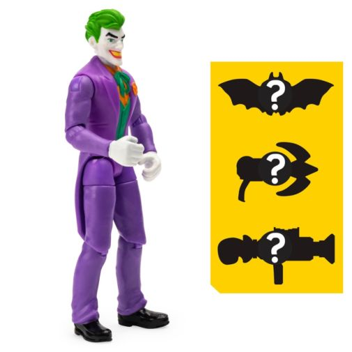 Spin Master - DC - Joker 4-Inch Action Figure - 03
