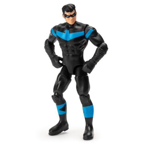 Spin Master - DC - Nightwing 4-Inch Action Figure - 02