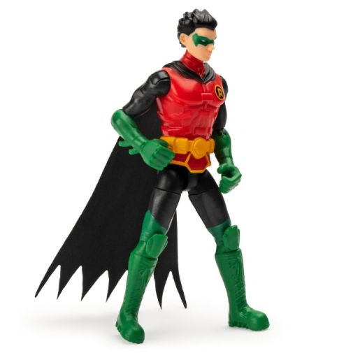 Spin Master - DC - Robin 4-Inch Action Figure - 02