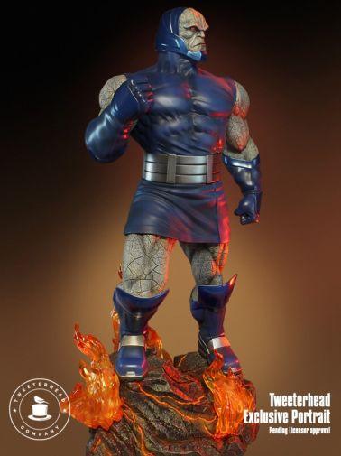Tweeterhead - Darkseid Statue - 06