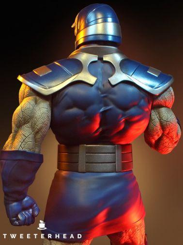 Tweeterhead - Darkseid Statue - 09