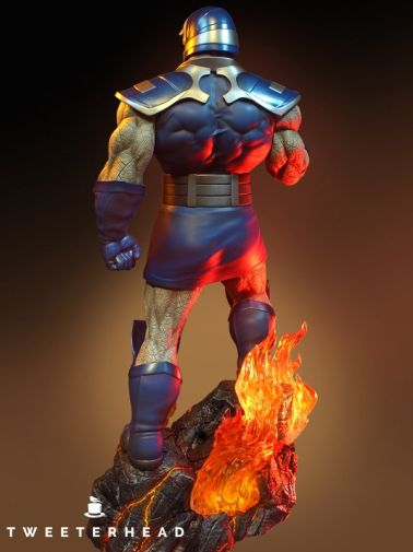Tweeterhead - Darkseid Statue - 10