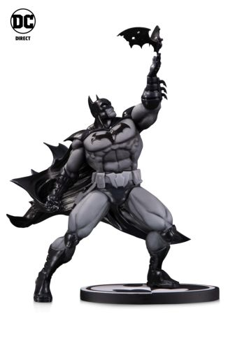 DC Collectibles - Toy Fair 2020 - Official Images - Batman Black and White - Freddie Williams III - 01