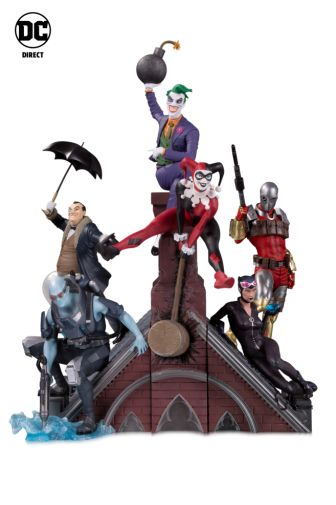 DC Collectibles - Toy Fair 2020 - Official Images - Batman Rogues Gallery - Complete - 01