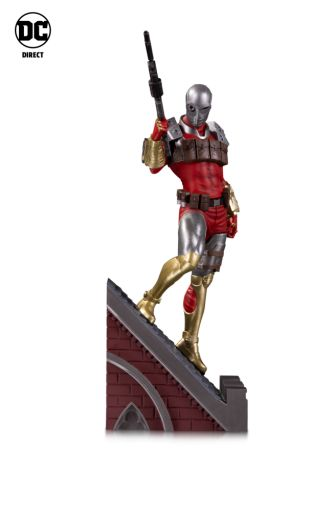 DC Collectibles - Toy Fair 2020 - Official Images - Batman Rogues Gallery - Deadshot - 01