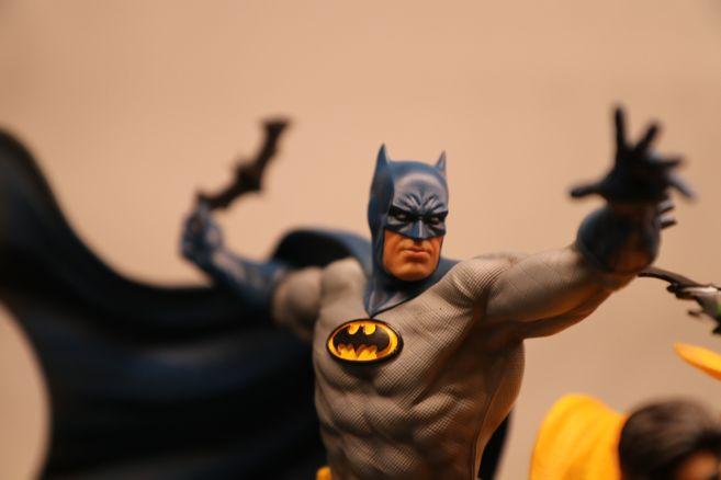 Iron Studios - Toy Fair 2020 - DC - Batman and Robin - 02