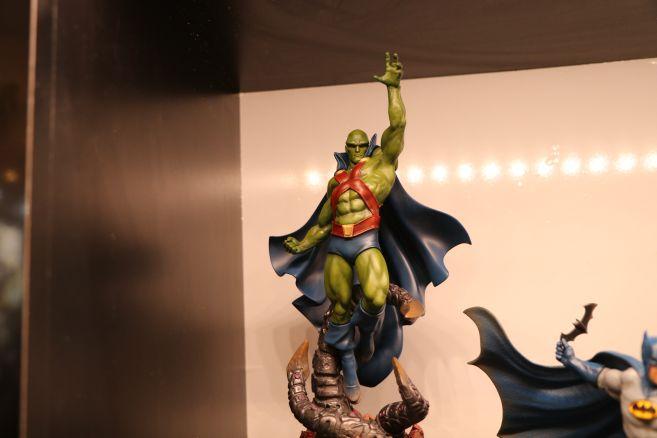 Iron Studios - Toy Fair 2020 - DC - Martian Manhunter - 01