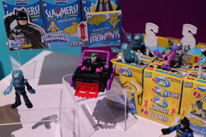 Mattel - Toy Fair 2020 - Imaginext - Surprise Slammers - 03